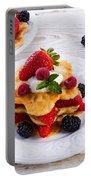 Pancake Portable Battery Charger