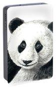 Panda Bear Portable Battery Charger