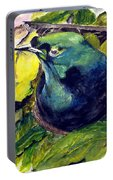 Paradise Bird Portable Battery Charger