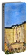 Paris Hotel And Casino Portable Battery Charger