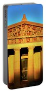 Parthenon In Nashville Portable Battery Charger