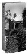 Patriotic Gorilla Pitchman July 4th Mattress Sale Tucson Arizona 1991 Portable Battery Charger
