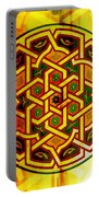 Pattern Art 0014 Portable Battery Charger