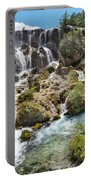 Pearl Shoal Waterfall Portable Battery Charger