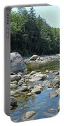 Pemmigewasset River Portable Battery Charger
