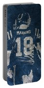 Peyton Manning Colts 2 Portable Battery Charger