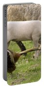 Pheasant And Lamb Portable Battery Charger