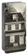 Philadelphia - The Betsy Ross House Portable Battery Charger