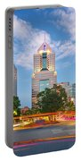 Pittsburgh 16 Portable Battery Charger by Emmanuel Panagiotakis
