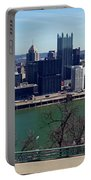 Pittsburgh Panorama Portable Battery Charger