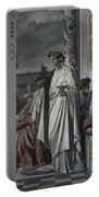Plato's Symposium Portable Battery Charger