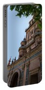 Plaza De Espana - Seville - Spain  Portable Battery Charger