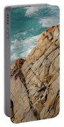 Point Lobos California Portable Battery Charger