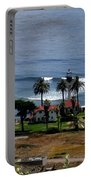 Point Loma Lighthouse 2 Portable Battery Charger
