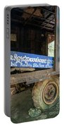 Pol Pot Mobile Khmer Rouge Radio Station Anlong Veng Cambodia Portable Battery Charger