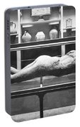 Pompeii: Plaster Cast Portable Battery Charger