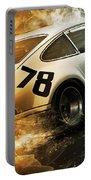 Porsche Carrera Rsr, 1973 - 20 Portable Battery Charger