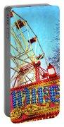 Portable Ferris Wheel Victorian Winter Fair Portable Battery Charger