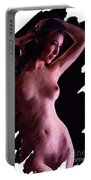Portrait, Nude By Mb Portable Battery Charger