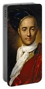 Portrait Of A Young Nobleman Portable Battery Charger