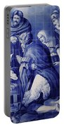 Portuguese Azulejo Tiles Portable Battery Charger