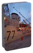 Portuguese Navy Frigates Portable Battery Charger
