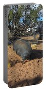 Pot-bellied Pig Portable Battery Charger