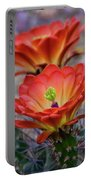 Pretty Little Claret Cup  Portable Battery Charger