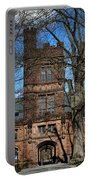 Princeton University East Pyne Hall Tower Portable Battery Charger