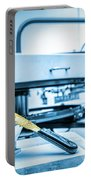 Print Screening Metal Machine. Portable Battery Charger