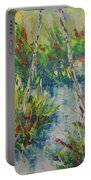 Provence South Of France Portable Battery Charger