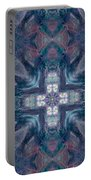 Queen Fairy Cross Portable Battery Charger