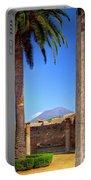 Quiet Vesuvius Portable Battery Charger