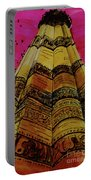 Qutab Minar Of India, Monument Of India Portable Battery Charger