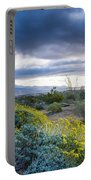 Rain Clouds Portable Battery Charger