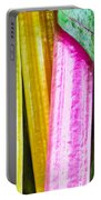 Rainbow Chard Portable Battery Charger