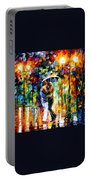 Rainy Dance Portable Battery Charger