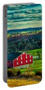 Red Barn - Pennsylvania Portable Battery Charger