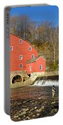 Red Mill Portable Battery Charger