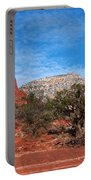 Red Rock Country Portable Battery Charger
