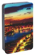 Reflections Of Dortmund Portable Battery Charger
