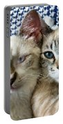 Rescued And Spoiled Portable Battery Charger