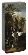 Return From The Hunt Portable Battery Charger