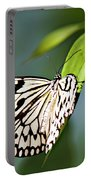 Rice Paper Butterfly 5 Portable Battery Charger