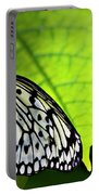 Rice Paper Butterfly 6 Portable Battery Charger