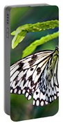 Rice Paper Butterfly 7 Portable Battery Charger