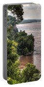 River Bluff View Portable Battery Charger