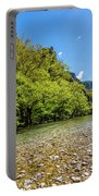 River In Kleidonia Zagora Portable Battery Charger
