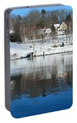 Rockport Winter Portable Battery Charger