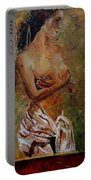 Roman Nude 67 Portable Battery Charger
